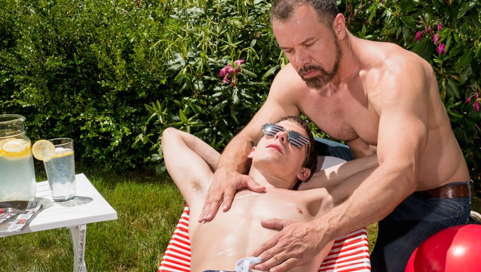 Spankings with Daddy