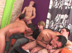 Breeding Party, Scene #04