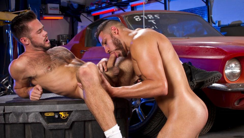 Auto Erotic Part 2, Scene #01