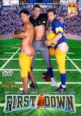 First Down Dvd Cover