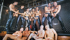 Sting: A Taste For Leather : Nick Riley, Chad Kennedy, Cameron Fox, Virgil Sainclair, Chip Noll, Dylan Reece, Jason Branch, Fernando Montana, Blake Harper, Tony Lazzari