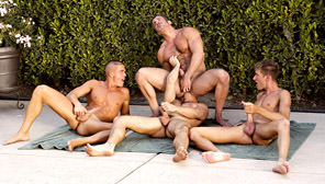 Headgames : Jerek, Aaron Parker, Colton Ford, Travis Reed