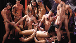 Heaven To Hell : Colby Taylor, Matthew Rush, Kane O'Farrell, Josh Weston, Joe Sport, Brad Patton, Erik Rhodes, Roman Heart, Dean Monroe, Tristan Adonis