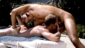 Manhandlers : Derek Cameron, Jeff Palmer