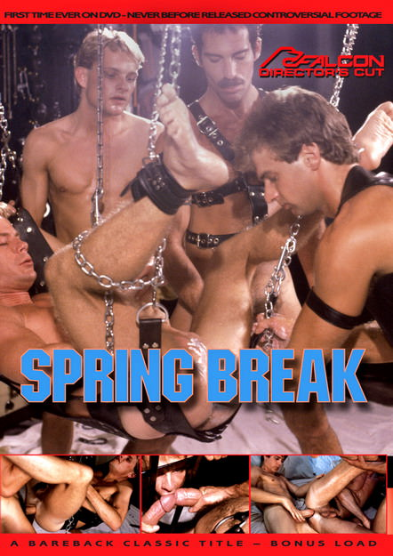 Spring Break Dvd Cover