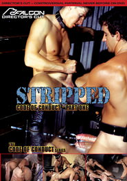 Code Of Conduct 1: Stripped DVD Cover