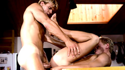 Deep In Hot Water : Rex Chandler, Cal Jensen
