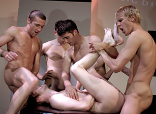 Big Dick Club, Sc&egrave;ne 5