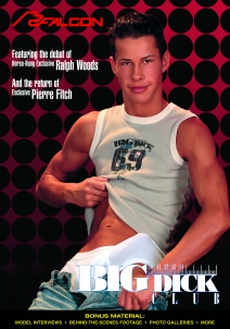 Big Dick Club Dvd Cover