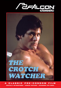 The Crotch Watcher DVD Cover