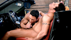 From Top To Bottom : Derrick Vinyard, Jason Adonis
