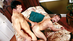 Man Action : Marcus Iron, Mark Evrett