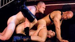 Limits : Steve Carlisle, Steve Trevor, Brett Mathews