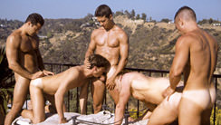 Private Parts : Dillon Colt, Doug Jeffries, Steve Pierce, Sven, Vince Skyler