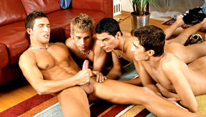 Indecent Proposals : Paul Valery, Marlon Moreno, Tommy Adon, Jason Knightley