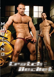 Crotch Rocket DVD Cover