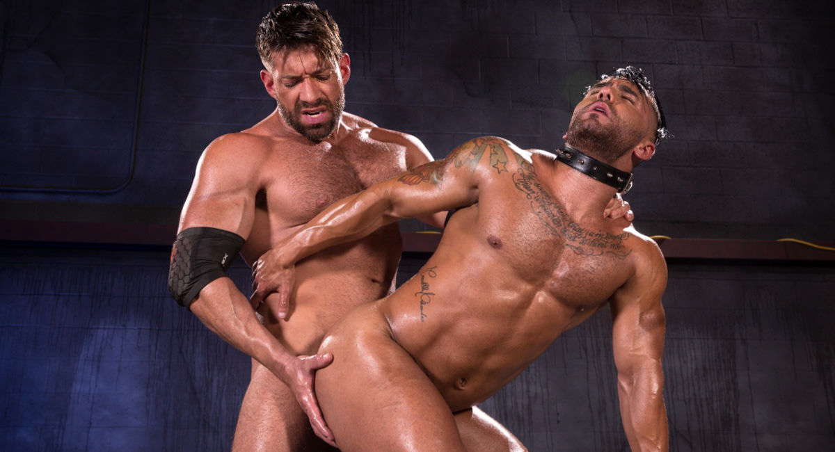 Raging Stallion: Bruno Bernal & Bruce Beckham - Wasteland