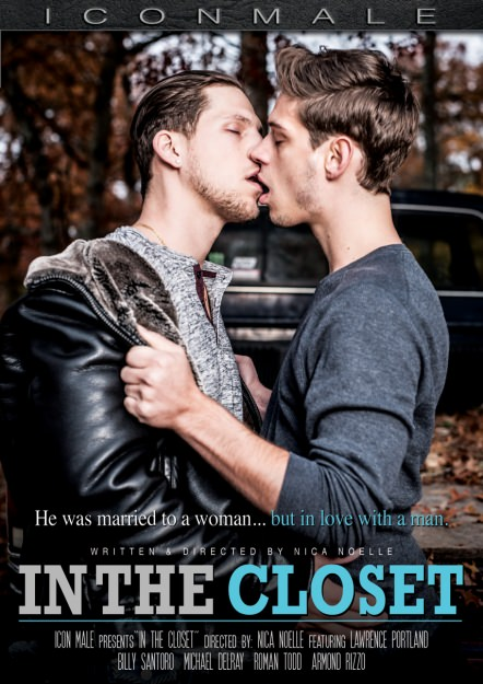 In The Closet Dvd Cover