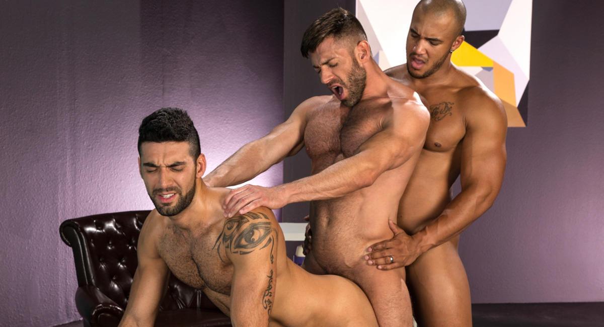Raging Stallion: Bruce Beckham, Jason Vario & Mick Stallone - Object of Desire