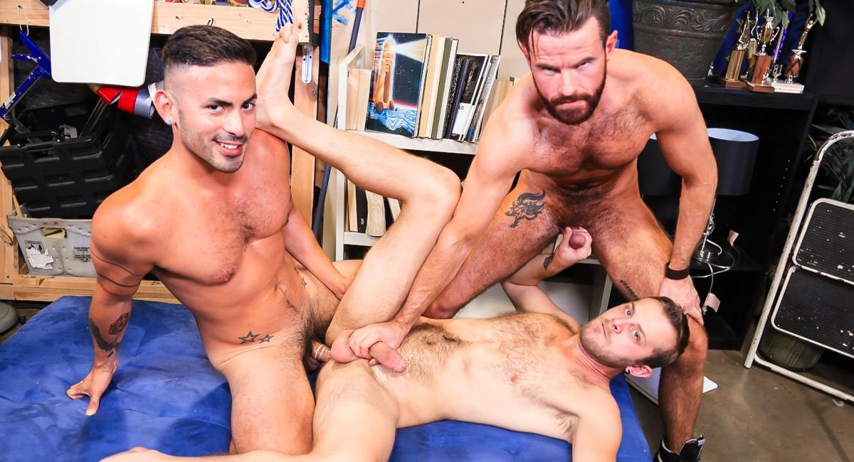 Men Over 30: Brendan Patrick, Cesar Rossi & Chandler Scott - Whoreders