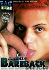 Angel's Bareback Stories Dvd Cover