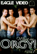 What An Orgy #01 Dvd Cover