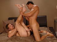 On The Set - Marcus Mojo & Oliver Saint