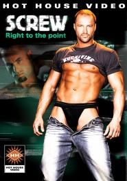 Screw 1: Right To The Point DVD Cover