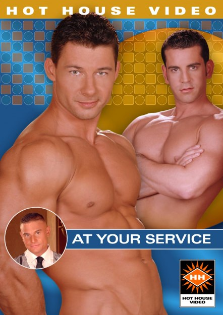 At Your Service Dvd Cover