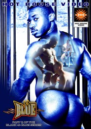 Blue DVD Cover