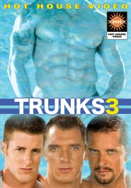 Trunks 3 DVD Cover