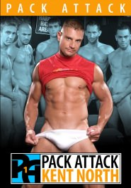 Pack Attack 1: Kent North DVD Cover