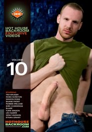 Backroom Exclusives 10 DVD Cover