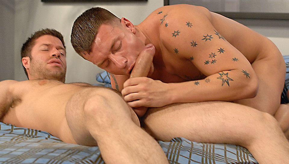 Adam Knox And Tristan Jaxx, Scene #01