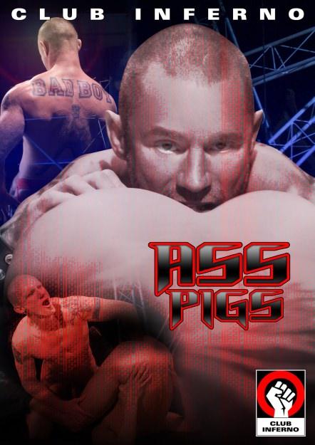Ass Pigs Dvd Cover