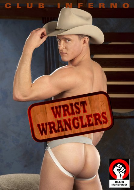 Wrist Wranglers Dvd Cover