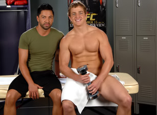 On The Set - Marcus Mojo & Dominic Pacifico