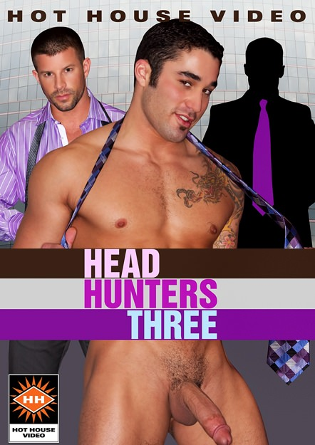 Head Hunters 3 Dvd Cover