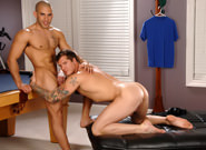 On The Set - Austin Wilde & Parker London