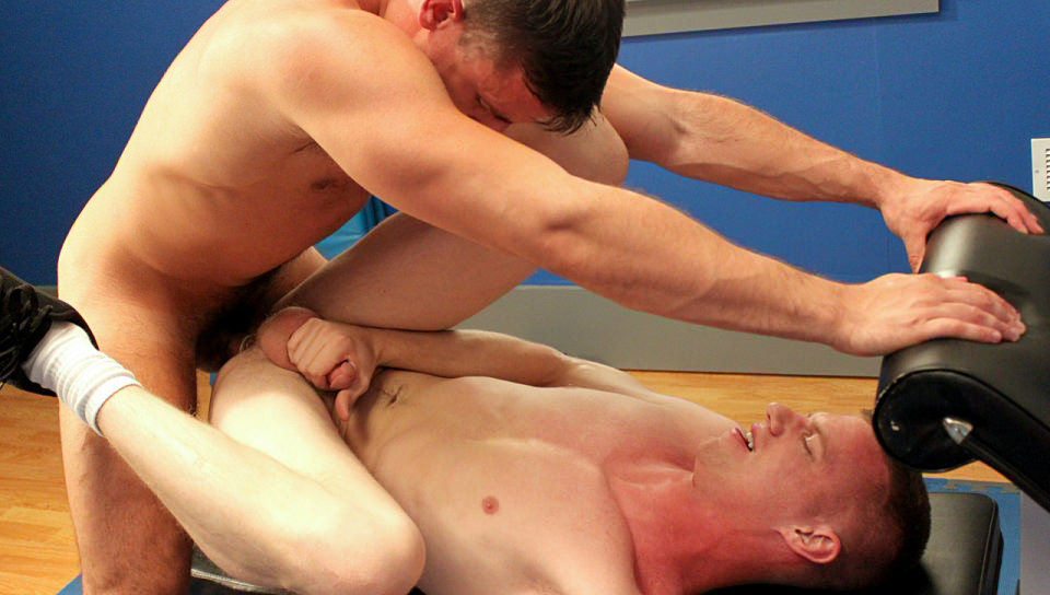 Logan Scott and Blake Daniels, Scene #01