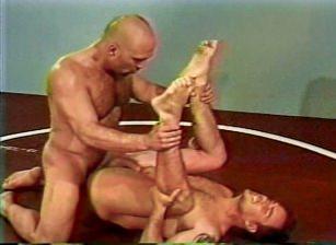 Wrestling Hunks, Scene #02