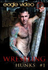 Wrestling Hunks Dvd Cover