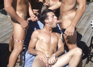 Troy Masters, Tom Chase, Nick Mancini, Aaron Wells, Tony Cameron