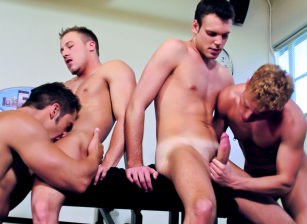 Pete Ross, Jason Kingsley, Jason Spear, Tyler Marks
