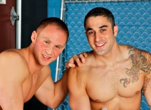 On The Set  - Samuel O'Toole & Duke Ryder