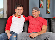 On The Set - Austin Wilde & Devin Dixon