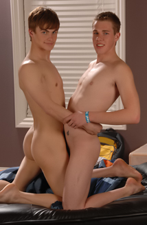 Noah Brooks & Logan Lush Picture