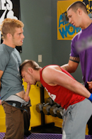 Adam Wirthmore, Jay Cloud & Marko Lebeau picture 4