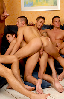 Creampie Orgy Picture