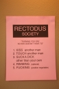 The Rectodus Society picture 5